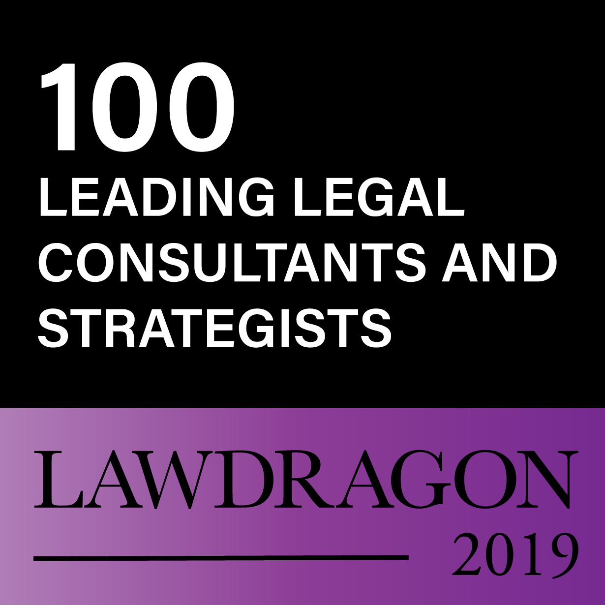 Lawdragon - 100 Leading Legal Consultants and Strategists