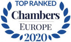 Ranked in Chambers Europe