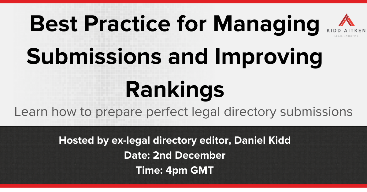 Eventbrite webinar invite image for legal directory submissions