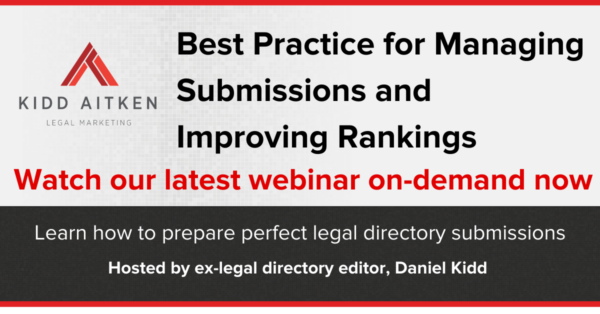 Best Practice for Managing Submissions and Improving Rankings Watch Now
