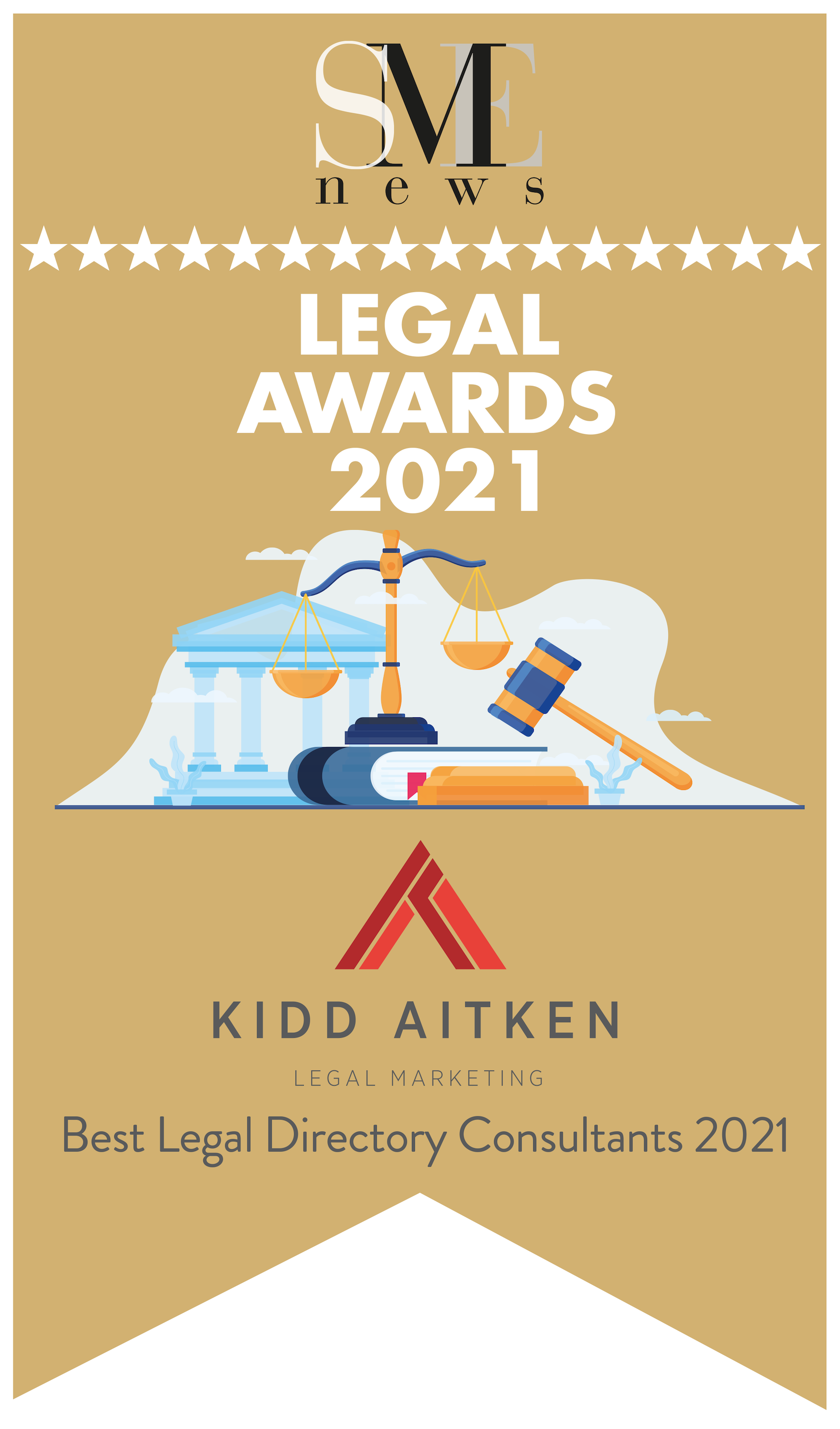 Kidd Aitken Best Legal Directory Consultants 2021