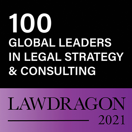 Award: 2021 Lawdragon 100 Global Leaders in Legal Strategy and Consulting